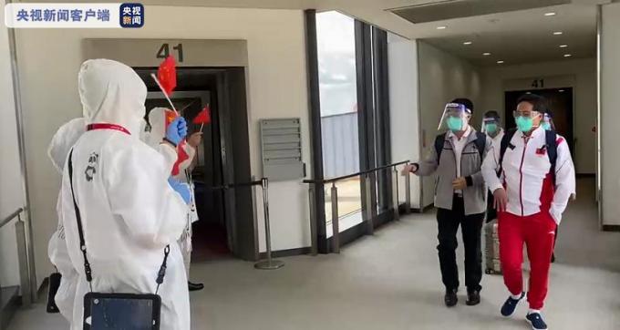 第三批中国奥运健儿抵达东京!包括射击、体操、羽毛球等7支奥运队伍